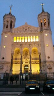 Basilica of Fourviere
