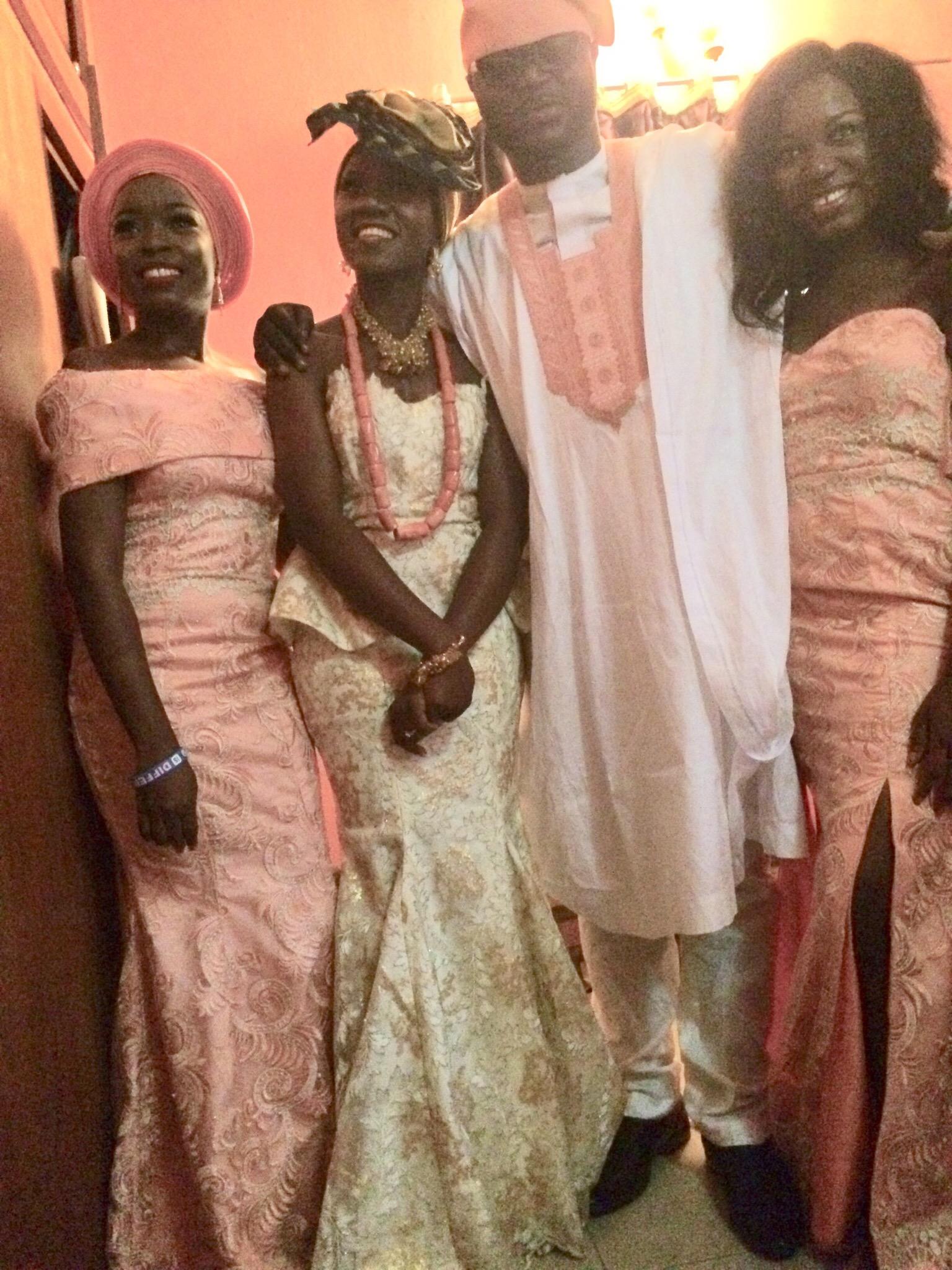 Bride and her siblings ❤️